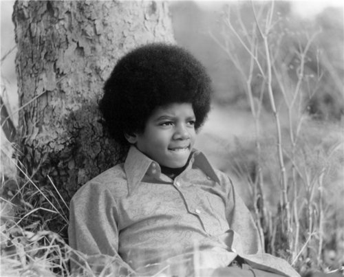 young-michael-under-a-tree