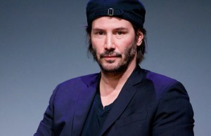 "Keanu Reeves for a discussion of ""Man of Tai Chi"""